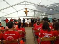 Galeria 20-lecie działalności Grupy Ratownictwa PCK w Przemyślu