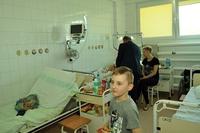 Galeria Wizyta w szpitalu na dzień dziecka - 1 czerwca 2018 r.