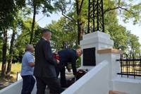 Galeria Cmentarz wojskowy ukraiński - 1 czerwca 2018 r.