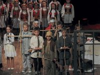"""Galeria Nie milknie """"Pisk Białego Orła"""" – wyjątkowy, rocznicowy spektakl ponownie na scenie Zamku Kazimierzowskiego…"""