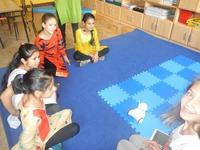 Galeria Odwiedziny Brave Kids.