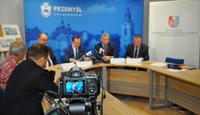 Galeria Rusza budowa Przemyskiego Inkubatora Przedsiębiorczości i Innowacji