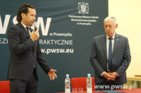 Galeria PWSW podpisała umowę z Politechniką Rzeszowską