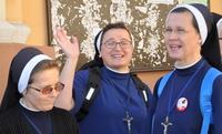 Galeria Przemyślanie rozpoczęli 38. Przemyską Archidiecezjalną Pielgrzymkę na Jasną Górę [ZDJĘCIA]