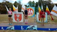 Galeria Znakomity występ przemyślanek podczas Krajowego Finału Igrzysk Młodzieży Szkolnej w Lidze Lekkoatletycznej
