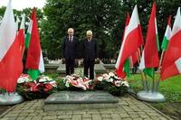Galeria Wizyta węgierska w Twierdzy Przemyśl - 17 lipca 2018