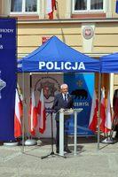 Galeria Wojewódzkie obchody Święta Policji w Przemyślu - 18 lipca 2018