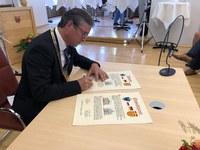 Galeria 25-lecie partnerstwa miast Przemyśl – Paderborn pod egidą Świętego Liboriusza