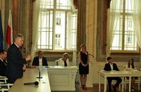 Galeria Wręczenie stypendiów Prezydenta Miasta - 13 września 2018 r.