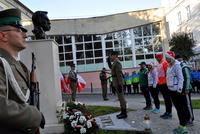 """Galeria Pogranicznicy biegną  """"Wokół Niepodległej"""". W ten sposób świętują stulecie niepodległości Polski"""