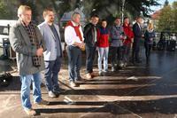 Galeria Szlakiem Green VELO w te strony, gdzie biją Przemyskie DZWONY, czyli Światowy Dzień Turystyki w nadsańskim grodzie