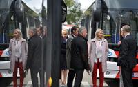 Galeria Pierwsze nowe Autosany przyjechały do Przemyśla