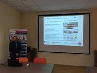 """Galeria Za nami konferencja pt. """"Efekty projektów realizowanych z Europejskiego Funduszu Społecznego na terenie subregionu przemyskiego"""""""