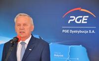 Galeria PGE Dystrybucja przywraca w Przemyślu Rejon Energetyczny