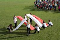 """Galeria """"Czternastka"""" uczciła 100-lecie odzyskania przez Polskę Niepodległości"""