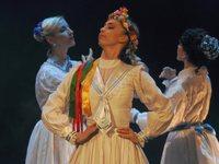 """Galeria W Przemyślu odbyła się prapremiera spektaklu Baletu Cracovia Danza """"Paderewski. Fantazja i legenda"""""""