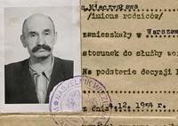 Ppłk Bolesław Z. Ziemiański - więzień Urzędu Bezpieczeństwa w Barczewie 1954 r..jpeg