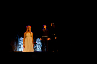 """Galeria Dziady.II w wykonaniu uczniów II LO finałem projektu """"Teatr dla młodych, młodzi dla teatru"""""""