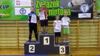 Galeria UKS Aktywna Piątka najlepsza w kategorii U9 na Ogólnopolskim Turnieju Badmintona – Podkarpacki Cup 2018