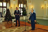 Galeria Samorządowe spotkanie opłatkowe - 19 grudnia 2018 r.