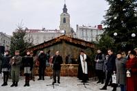Galeria Światło z Betlejem dotarło do Przemyśla
