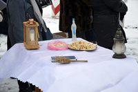 Galeria Przekazanie betlejemskiego światła na Ukrainę - 4 stycznia 2019 r.