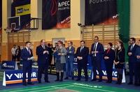 Galeria Victor Polish Junior - rozpoczęcie turnieju - 17 stycznia 2019 r.