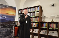 Galeria Promocja książki prof. Jana Drausa w Przemyskiej Bibliotece Publicznej