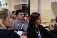 Galeria Przemyśl gościł młodych delegatów Europejskiego Parlamentu Młodzieży