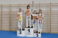 Galeria Dwa złota i jedno srebro zawodników Przemyskiego Klubu Karate Kyokushin!
