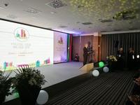 Galeria Prezydent Wojciech Bakun na I Krajowym Forum Miejskim 2019