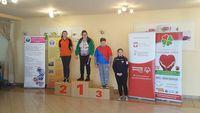 Galeria Przemyscy mistrzowie bowlingu. Dwa złota, srebro i brąz dla zawodników SOSW nr 1