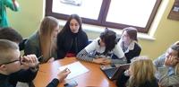 Galeria II LO w Szkole Przedsiębiorczości