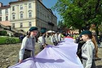 Galeria Dzień Flagi RP - 2 maja 2019