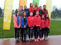 Galeria Przemyśl ma doskonałych lekkoatletów! Grad medali na inaugurację sezonu