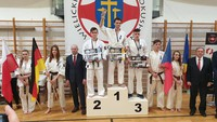 Galeria Złoto i srebro przemyskich karateków podczas IX Międzynarodowego Turnieju o Puchar Solny