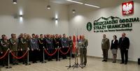 Galeria 28 lat Bieszczadzkiego Oddziału Straży Granicznej