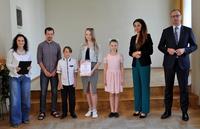 Galeria Podsumowanie współzawodnictwa sportowego szkół w dobiegającym końca roku szkolnym 2018/2019