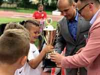 Galeria Międzynarodowy Turniej Piłki Nożnej kat. – U9 Twierdza Przemyśl