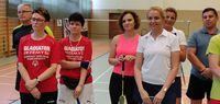 Galeria Sport i edukacja. Za nami Międzynarodowy Turniej Badmintona – Gramy dla Autyzmu
