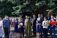 Galeria 75. rocznica wybuchu powstania warszawskiego - 1 sierpnia 2019 r.