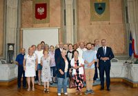 Galeria Turyści z Paderborn w Przemyślu - 2 wrzesnia 2019 r.