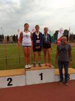 Galeria Lekkoatleci z UKS Tempo 5 z przepustkami do udziału w Mistrzostwach Polski Młodzików