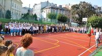 """Galeria Nowe boisko do koszykówki przy """"Jedenastce"""""""