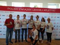 Galeria Ania Kicińska srebrną medalistką Mistrzostw Polski Młodzików!