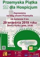 """Galeria Utrudnienia w ruchu podczas """"Przemyskiej Piątki dla Hospicjum"""""""