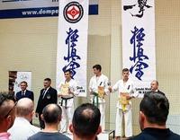 Galeria 6 medali i 4 tytuły wicemistrzowskie przemyślan! To bilans 21. Mistrzostw Podkarpacia Karate Kyokushin Dzieci i Młodzieży