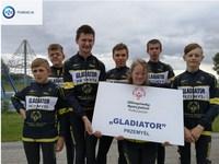 Galeria 7 medali Gladiatorów! Przemyscy kolarze podbili tarnobrzeską ziemię