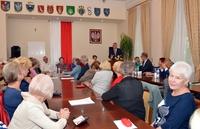 Galeria Inauguracja na Uniwersytecie Trzeciego Wieku - 3 października 2019 r.