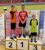 Galeria Kolejny triumf Gladiatorów! Badmintoniści wrócili z VII Podkarpackiego Turnieju Badmintona Olimpiad Specjalnych z workiem medali!